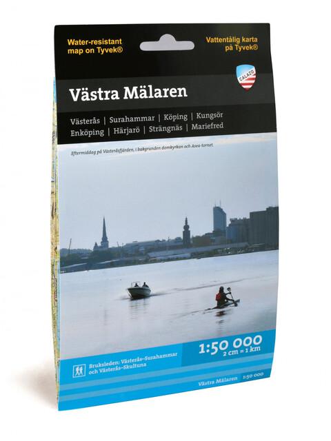 Calazo Sjö- & kustkartor: Västra Mälaren 1:50 000